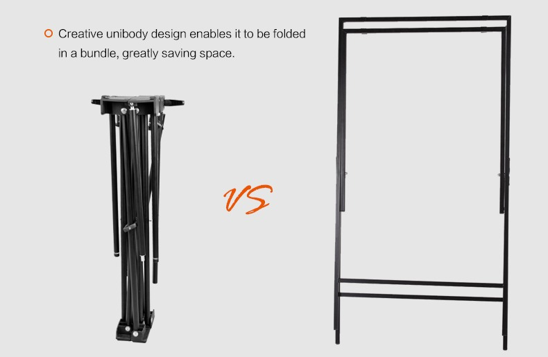 Godox foldable photo table small size and folding body